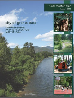 Comprehensive Park and Recreation Master Plan Cover