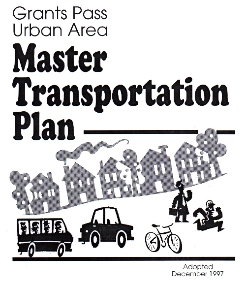 Master Transportation Plan Cover