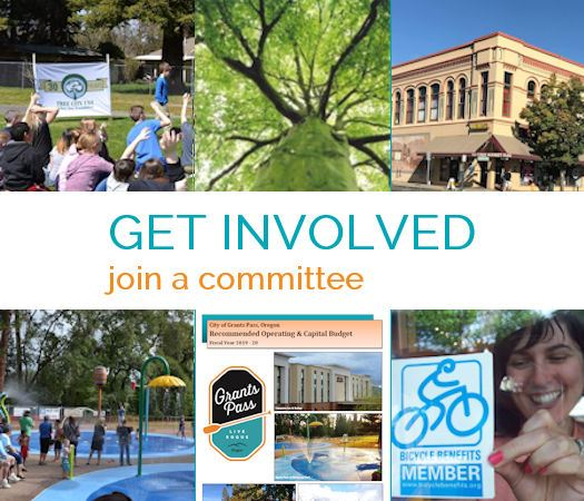 Committees Get Involved