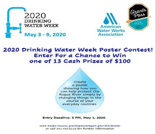 Water Week Poster Contest Image