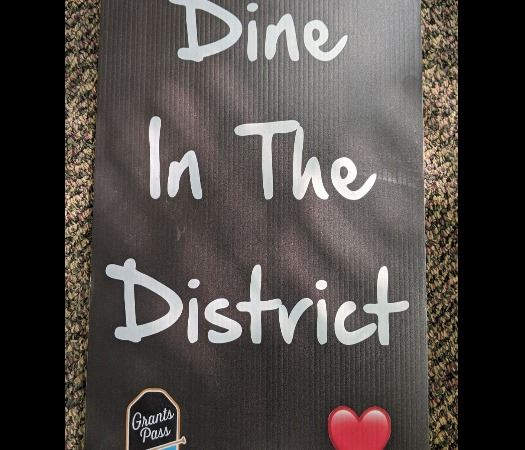 Dine in the District