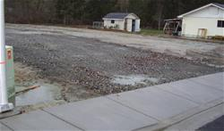 Gravel Construction Entrances