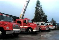 Ladder Trucks