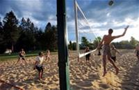 All Sports Volleyball