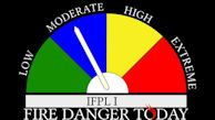 Fire Danger - Moderate