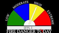 Fire Danger - High