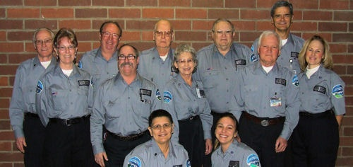 Auxiliary Volunteers