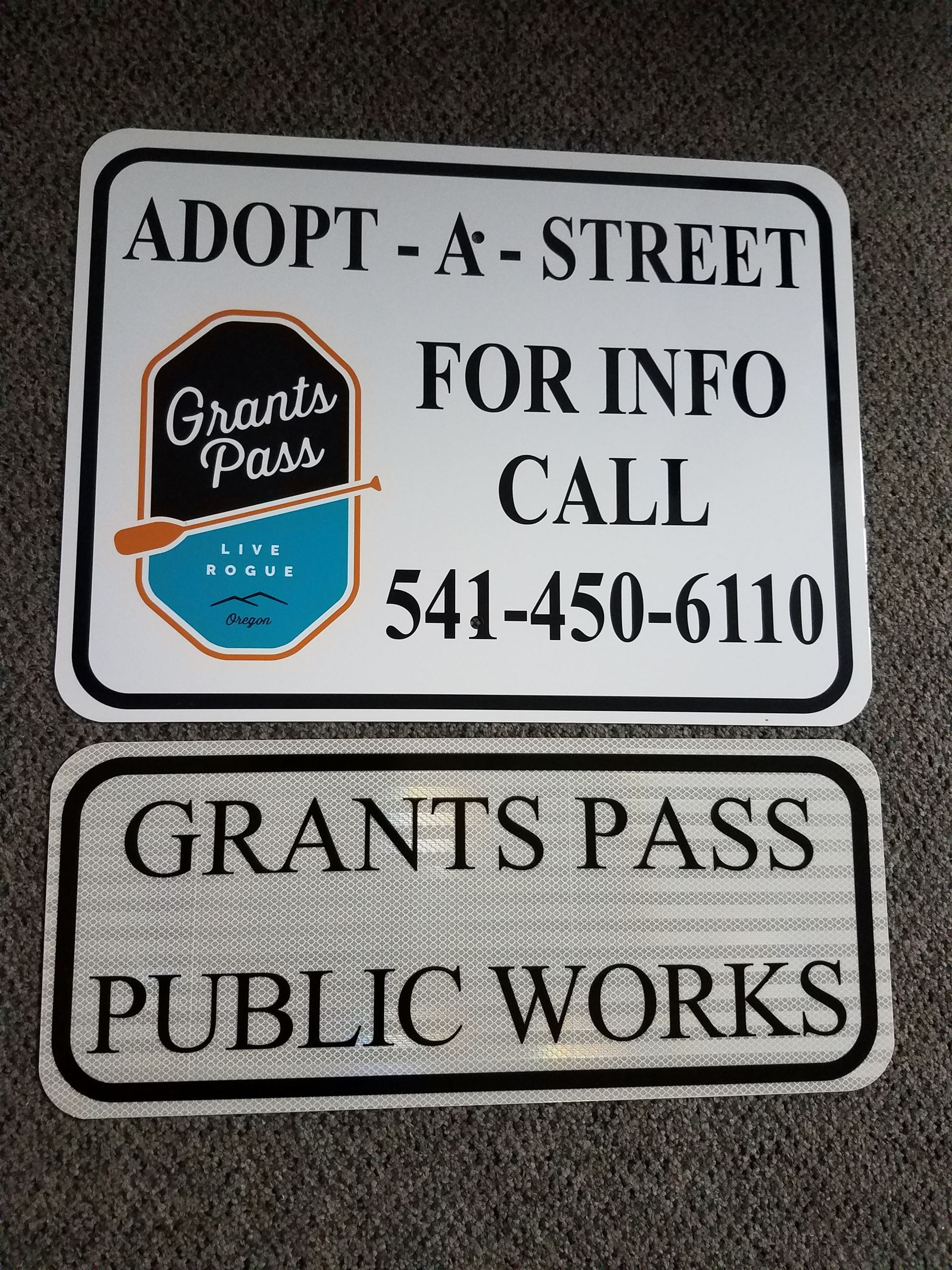 sample sign