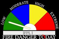 Fire Danger Level Low