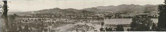 1910 Panoramic Shot