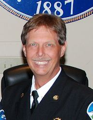 Deputy Chief Lang Johnson