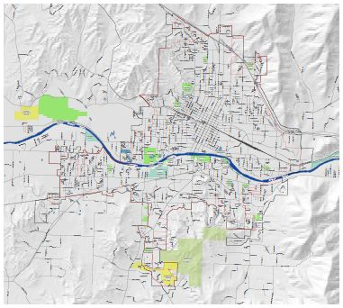 Gis Division Grants Pass Or Official Website