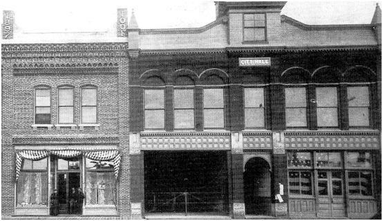 First City Hall - 1894
